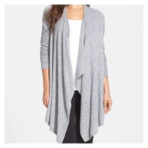 Barefoot Dreams Calypso Wrap Sweater Cardigan